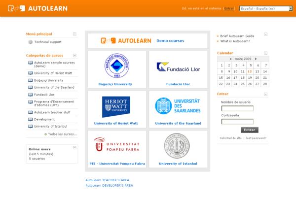 Web Autolearn