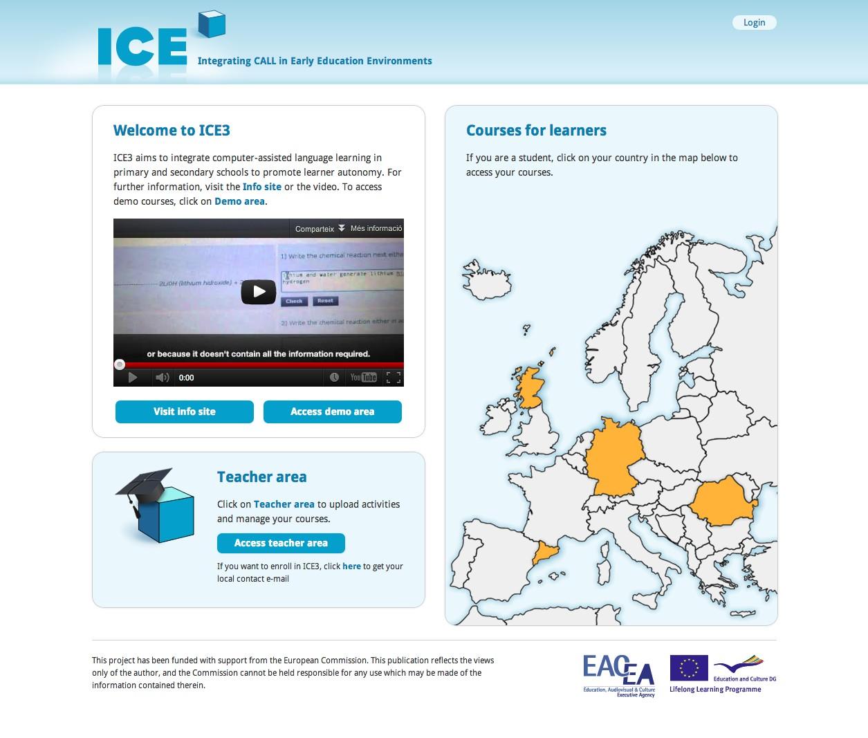 Web ICE