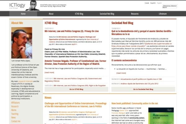 Web Ictlogy
