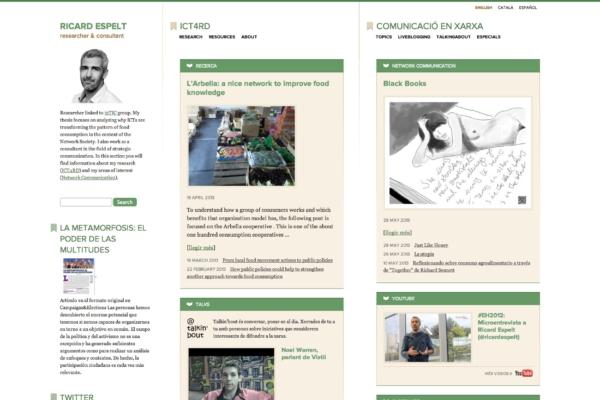 Web ICT4RD