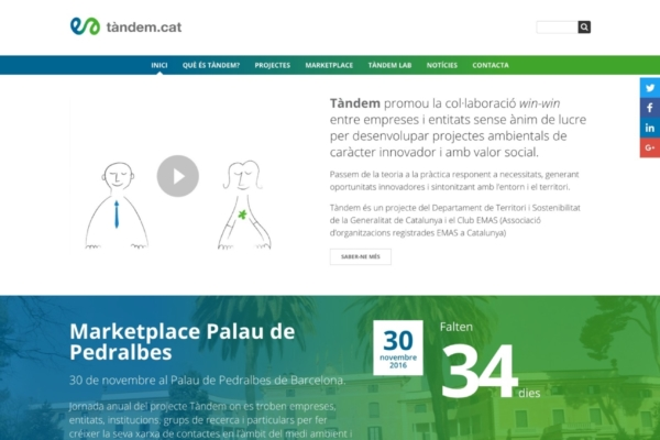 Web Tàndem