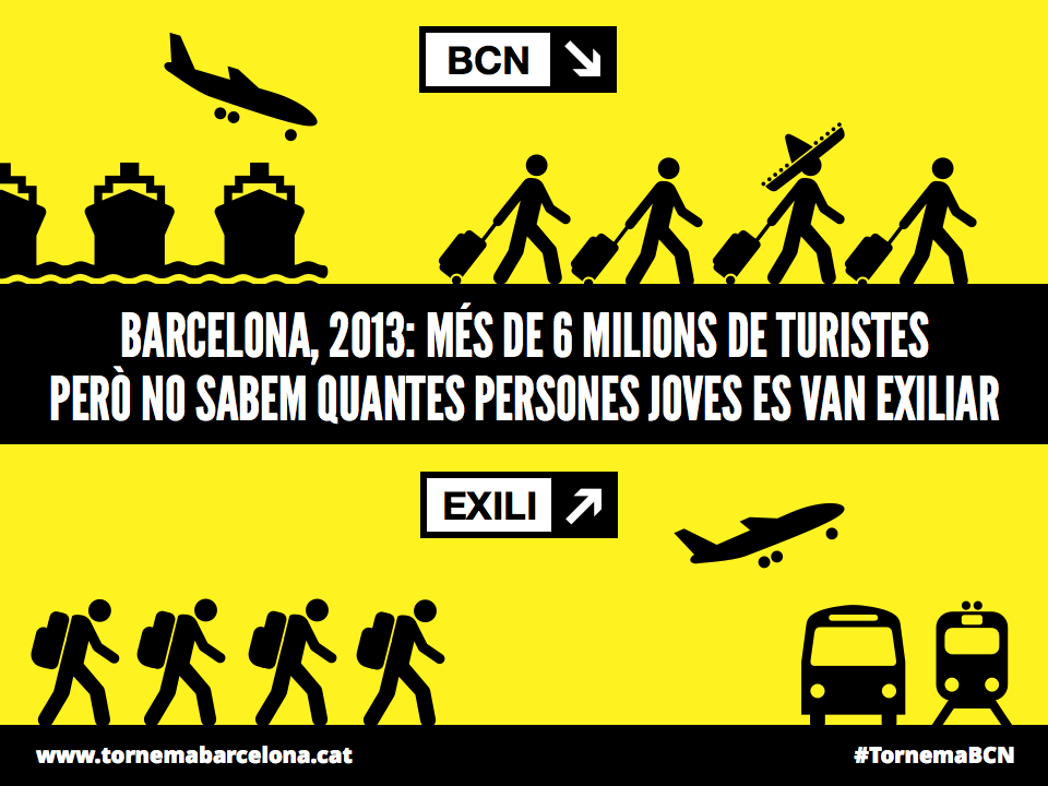 Web Tornem a Barcelona