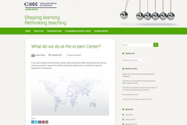UOC eLearn Center Blog